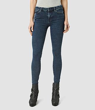 Womens Grace Jeans / Blue Black (Blue/Black)