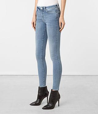 Mujer Grace Jeans / Pale Blue (Pale Blue) - product_image_alt_text_2