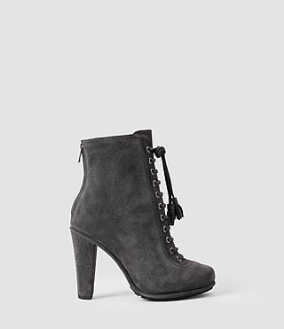 Womens Grimsby Boot (Asphalt)
