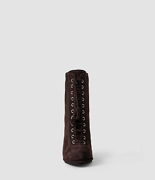 Mujer Grimsby Boot (DARK CHOCOLATE) - product_image_alt_text_2