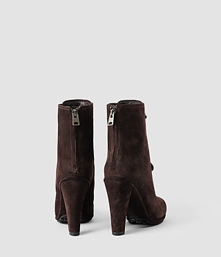 Femmes Grimsby Boot (DARK CHOCOLATE) - product_image_alt_text_3