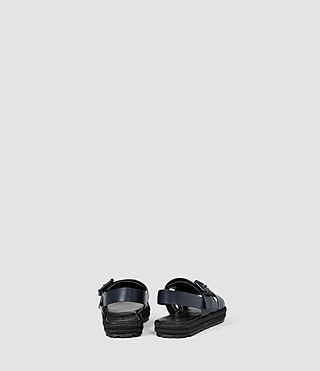 Womens 보탄 (Black/White) - product_image_alt_text_3