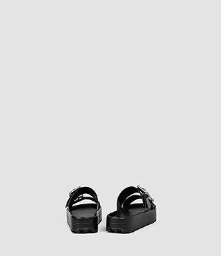 Womens Kitchener Sandal (Black) - product_image_alt_text_3