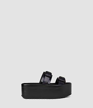 Donne Knox Sandal (Navy/Black)