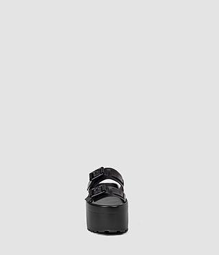 Womens Knox Sandal (Navy/Black) - product_image_alt_text_2
