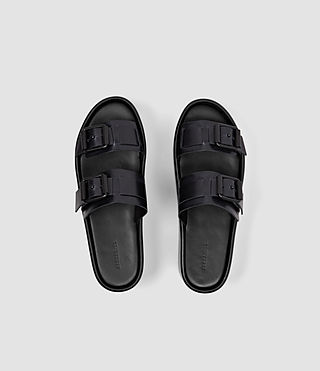 Womens Knox Sandal (Navy/Black) - product_image_alt_text_4