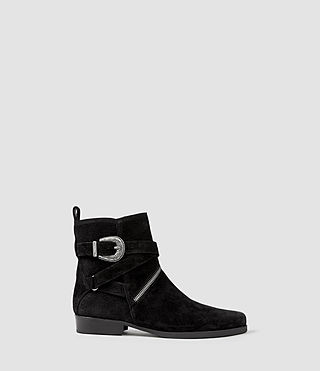 Womens Tejus Zip Boot (Black)