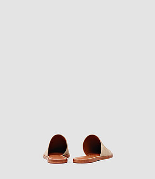 Donne Rick Slip On Sandal (Sand) - product_image_alt_text_3