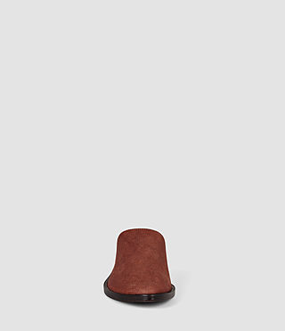 Mujer Rick Slip On Sandal (BRICK BROWN) - product_image_alt_text_2