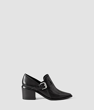 Womens Jessie Shoe (Black)