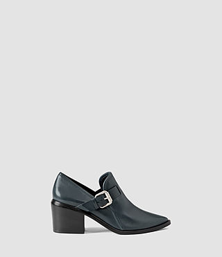 Damen Jessie Shoe (Blue)