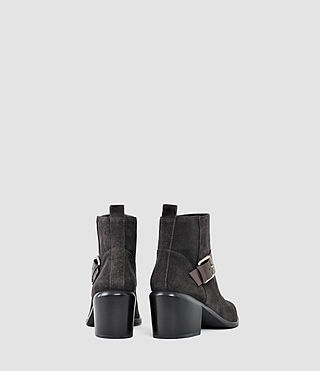 Women's Jason Heel Boot (Dark Grey) - Image 3