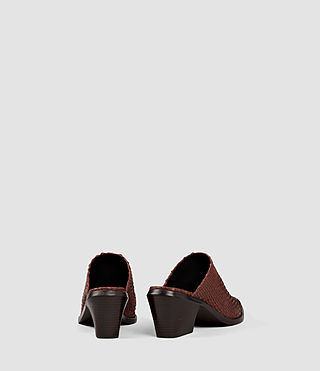 Donne Jackson Heel (BRICK BROWN) - product_image_alt_text_3