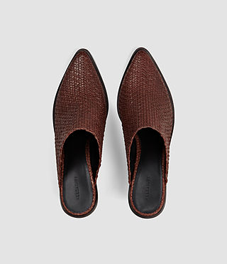 Donne Jackson Heel (BRICK BROWN) - product_image_alt_text_4