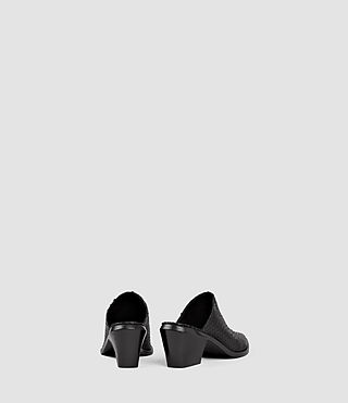 Womens Jade Slip On Shoe (Black) - product_image_alt_text_3