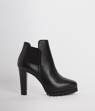 Women's Sarris Chelsea Boot (Black) -