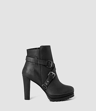 Womens Aden Boot (Black)