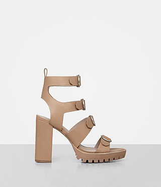 Damen Osuna Sandal (LIGHT CARAMEL) -