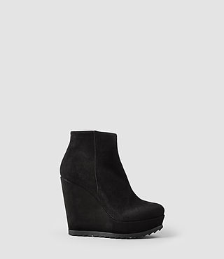 Womens Alba Boot (Black)