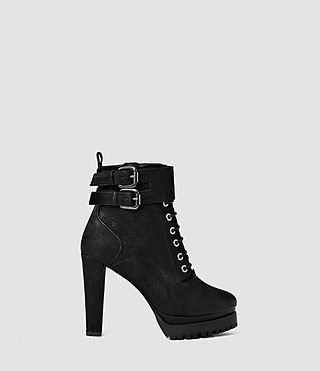 Womens Balfour Boot (Black)