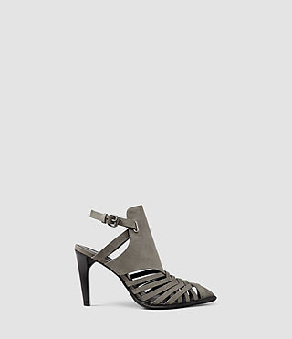 Womens Tao Heel (Dark Grey)