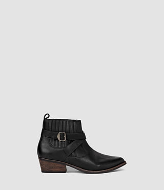 Womens Quentin Boot (Black)