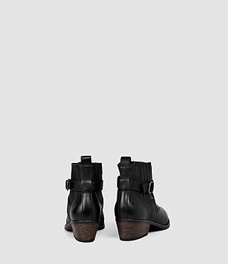 Womens Quentin Boot (Black) - product_image_alt_text_3