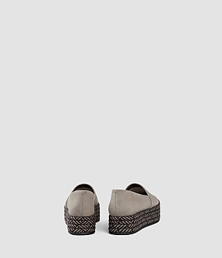Donne Bora Slip On Shoe (Mid Grey) - product_image_alt_text_3