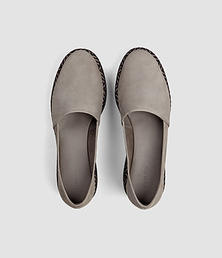 Donne Bora Slip On Shoe (Mid Grey) - product_image_alt_text_4