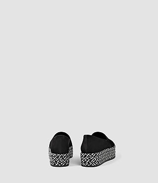 Femmes Bora Slip On Shoe (Black) - product_image_alt_text_3