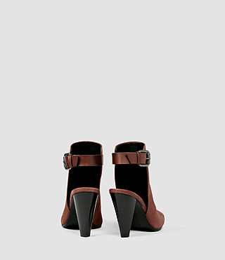 Donne Branson Heel (BRICK BROWN) - product_image_alt_text_3