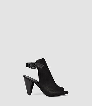 Womens Branson Heel (Black)