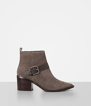 Damen Jason Suede Boot (Mink)