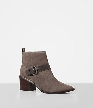 Femmes Jason Suede Boot (Mink) - product_image_alt_text_3