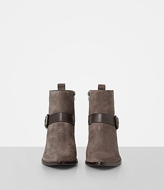 Femmes Jason Suede Boot (Mink) - product_image_alt_text_4