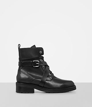 Donne Fever Boot (Black)