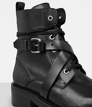 Womens Fever Boot (Black) - product_image_alt_text_2