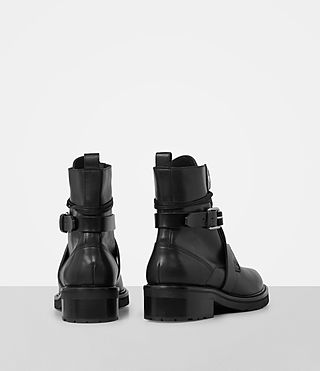 Womens Fever Boot (Black) - product_image_alt_text_5
