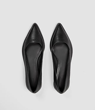 Damen Rumi Shoe (Black) - product_image_alt_text_4
