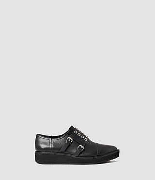 Femmes Whitby Shoe (Black)
