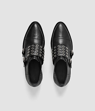 Donne Whitby Shoe (Black) - product_image_alt_text_4