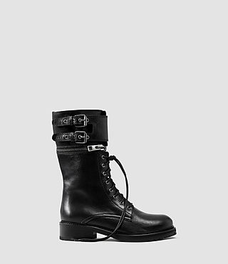 Womens Damis Boot (Black)