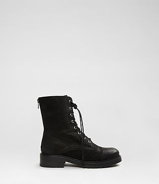 Womens Vespers Boot (Black)