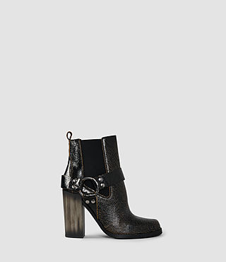 Women's Aiden Jules Boot (DATE/CRACKLE)