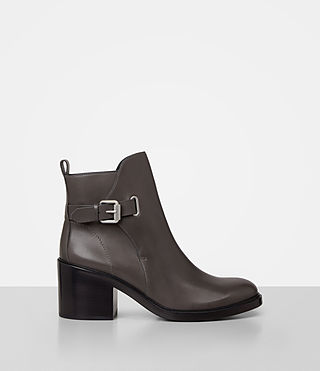 Women's Meera Ankle Boot (MINK GREY) - Image 1