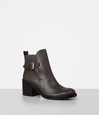 Women's Meera Ankle Boot (MINK GREY) - Image 3