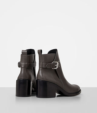 Women's Meera Ankle Boot (MINK GREY) - Image 5
