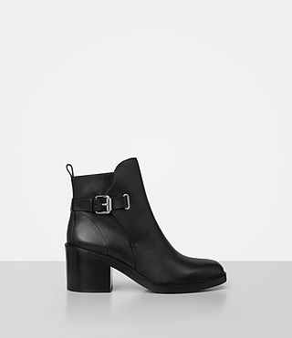 Womens Meera Ankle Boot (Black) - product_image_alt_text_1