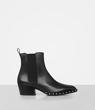 Womens Ellis Chelsea Boot (Black)