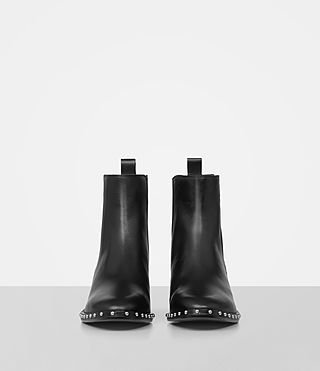 Womens Ellis Chelsea Boot (Black) - product_image_alt_text_4